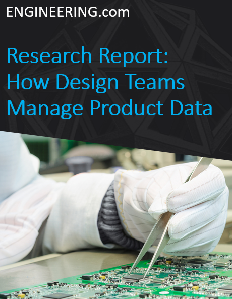Research Report: How Design Teams Manage Product Data